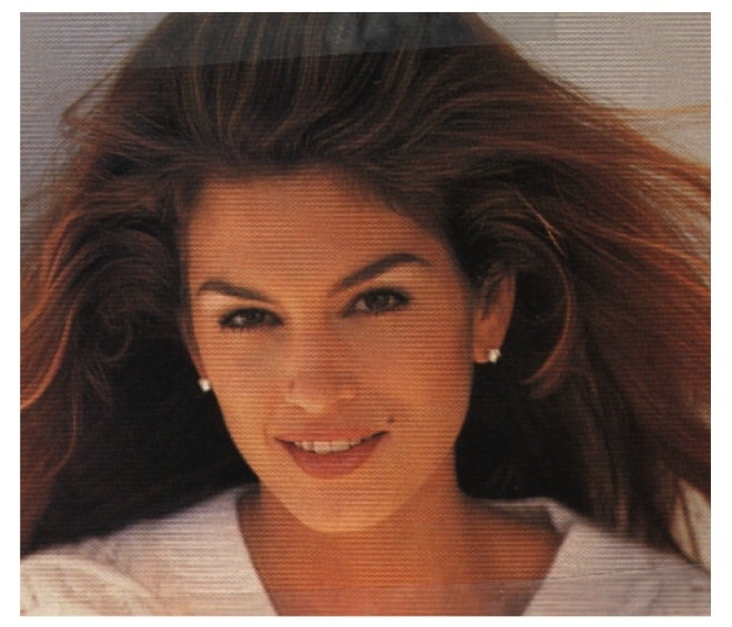 Hair Fan S Hall Of Fame Cindy Crawford