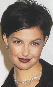 BEST HAIRSTYLE IN A MOVIE: ASHLEY JUDD. The star of