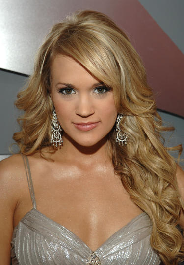 carrie underwood hairstyles front and. BEST HAIRSTYLE IN MUSIC: